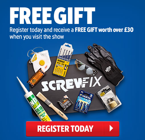 Free Van Tidy Including £20 Worth of Goods when you Visit the Show