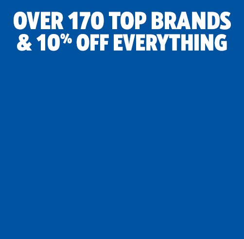 10% Off Everything at the Show